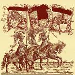 The Battle of Cannae in 216 Bc-Hans Burgkmair-Giclee Print