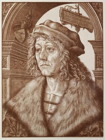 Portrait of Johannes Paumgartner, 1512