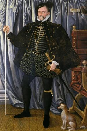The 1st Earl of Pembroke (C.1501-70)