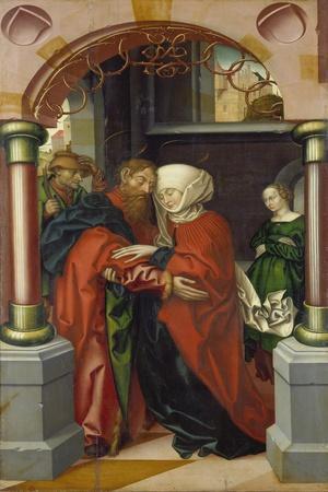 Saint Joachim and Saint Anne Meeting at the Golden Gate, 1512