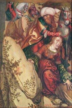The Martyrdom of St. Barbara, 1503