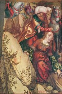 The Martyrdom of St. Barbara, 1503 by Hans Fries