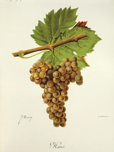 Hans Grape-J. Troncy-Giclee Print