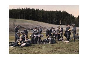 A Troop of Pathfinders, an International Club for Youth by Hans Hildenbrand