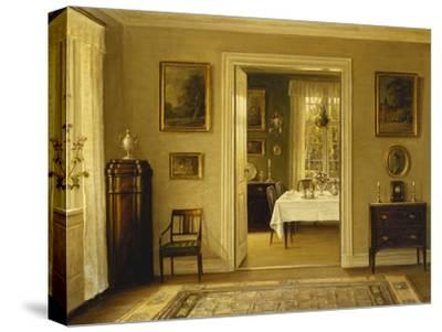 Looking Through to the Dining Room