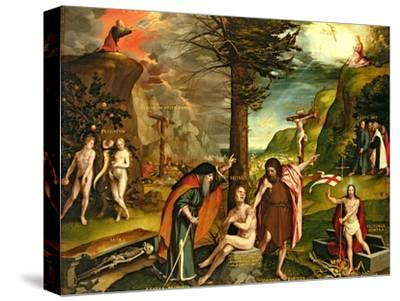 Allegory of the Old and New Testaments, Early 1530s