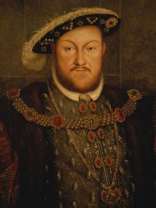 King Henry Viii, of England by Hans Holbein the Younger