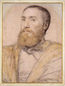 Portrait of a Man, 16th Century by Hans Holbein the Younger