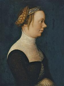 Portrait of a Woman by Hans Holbein the Younger