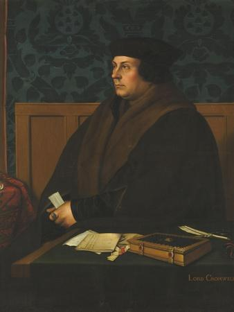 Portrait of Thomas Cromwell, 1st Earl of Essex