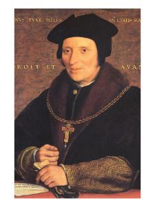 Sir Brian Tuke; by Hans Holbein the Younger
