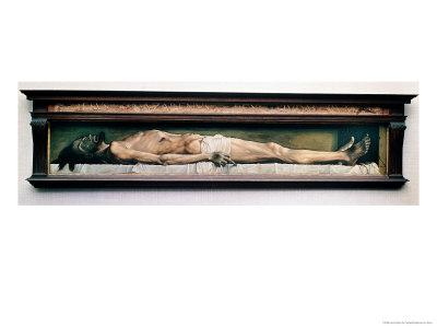 The Body of the Dead Christ in the Tomb. 1521