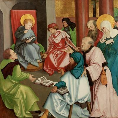 Christ in the Temple, C.1505