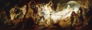 The Harem by Hans Makart