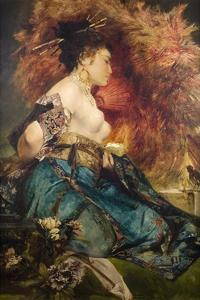 The Japanese by Hans Makart