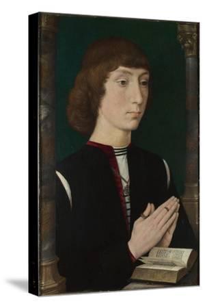A Young Man at Prayer, 1470S