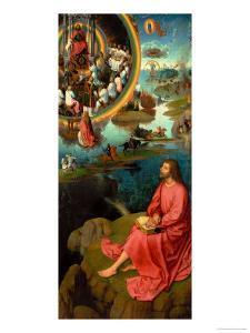 Altarpiece of St. John the Baptist and St. John the Evangelist by Hans Memling