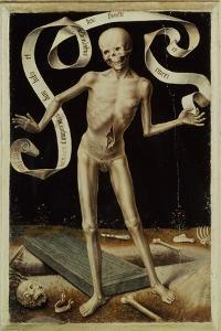 Death, c.1485/90 by Hans Memling