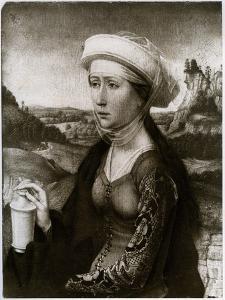 Magdalen by Hans Memling
