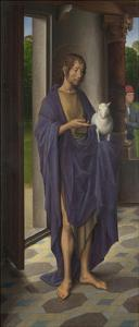 Saint John the Baptist, Ca 1478 by Hans Memling