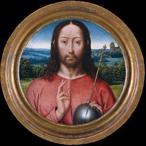 Salvator Mundi, 1475-99 by Hans Memling