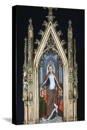 St Ursula Shrine, St Ursula and the Holy Virgins , 1489