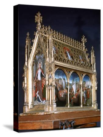 St Ursula Shrine, St Ursula and the Holy Virgins, 1489