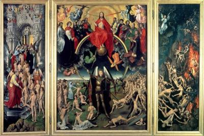 The Last Judgement, 1473 by Hans Memling