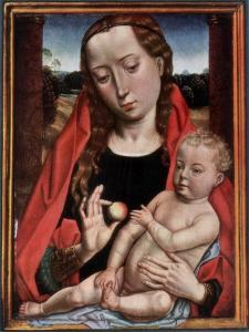 The Madonna and Child by Hans Memling