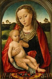 Virgin and Child, c.1487 by Hans Memling