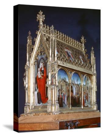 Virgin and Child, St Ursula Shrine, 1489