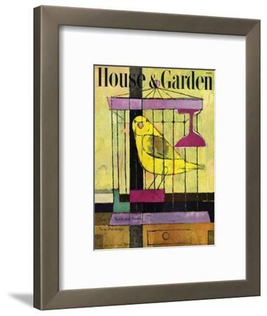 House & Garden Cover - December 1947
