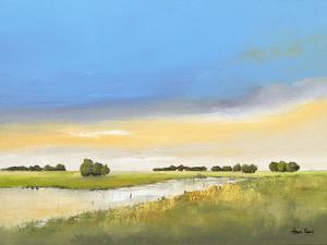 Along The River 2 by Hans Paus