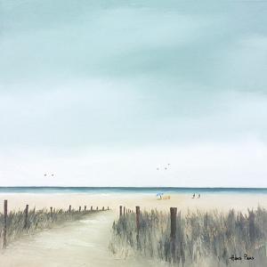 At The Beach by Hans Paus