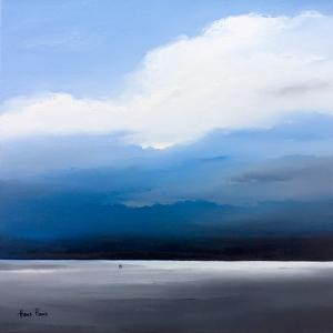 Blue Sky 3 by Hans Paus