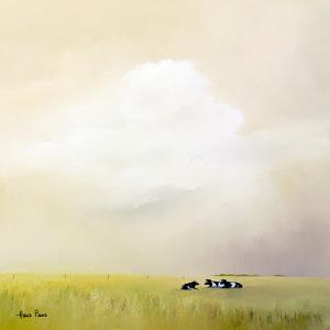 Cows 1 by Hans Paus