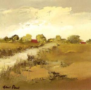 Farmlands VI by Hans Paus