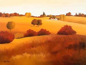 Hillside by Hans Paus