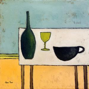Kitchen Table 1 by Hans Paus