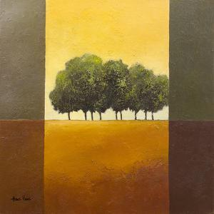 Trees 3 by Hans Paus