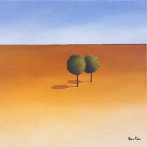 Trees 9 by Hans Paus