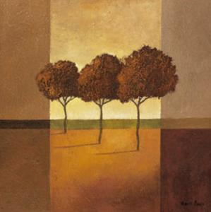Trees I by Hans Paus
