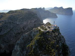 Cap De Formentor, Mallorca, Balearic Islands, Spain, Mediterranean, Europe by Hans Peter Merten