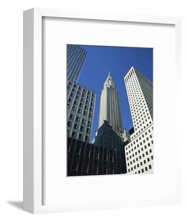 Chrysler Building, Manhattan, New York City, United States of America, North America