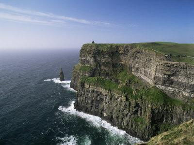 Cliffs of Moher, County Clare, Munster, Eire (Republic of Ireland)