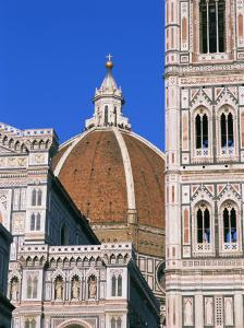 Duomo (Cathedral), Florence, Unesco World Heritage Site, Tuscany, Italy, Europe by Hans Peter Merten