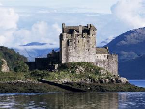 Eilean Donan Castle, Highland Region, Scotland, United Kingdom by Hans Peter Merten
