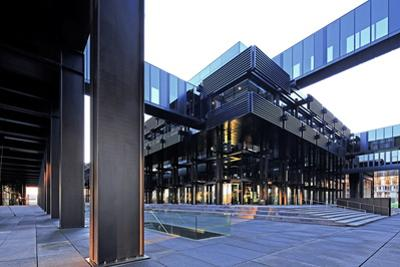 European Court of Justice on Kirchberg in Luxembourg City, Grand Duchy of Luxembourg, Europe