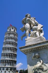 Leaning Tower of Pisa, Pisa, Italy by Hans Peter Merten