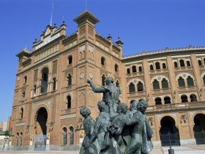 Plaza De Toros, Madrid, Spain by Hans Peter Merten